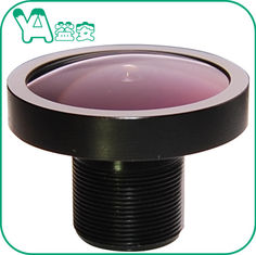 China Day And Night IR Series Megapixel Cctv Lens , Aerial Fisheye Camera Lens  supplier