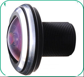 China 190 Degree Wide Angle Cctv Board Lens ,  Zoom Lens Sports CCTV Camera Lens supplier