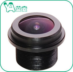 China F2.4 HD 190° Wide Angle Aerial Camera Lens For Car Dvr Lens Camera 7 Gram Weight supplier