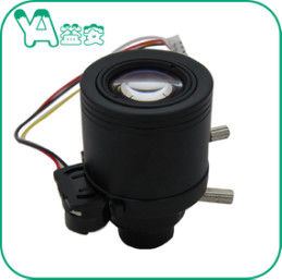 "China 1/3"" F1.4 HD M12 Mount Infrared Camera Lens Auto IRIS Varifocal 9-22Mm Motorized Zoom Lens distributor"